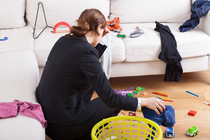 8 Tips To Help Working Moms Organize Their Family and Work Life