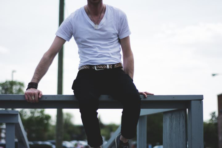 How to Rock Your Skinny Jeans…Men!